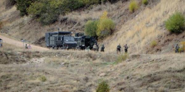 Tunceli Pülümür'de  4 terörist ölü ele geçirildi