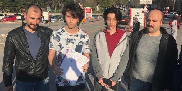 Ankara'da 4 lise öğrencisine sınıf arkadaşları tarafından işkence