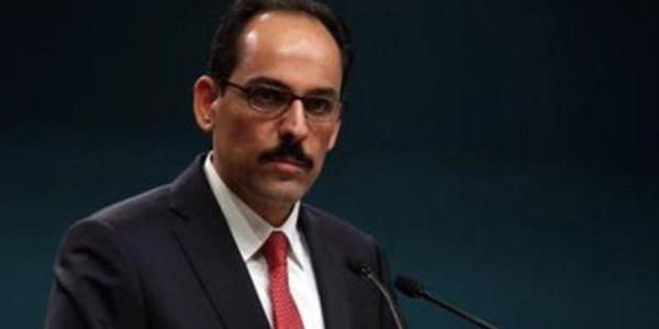 Cumhurbaşkanlığı Sözcüsü İbrahim Kalın'dan CHP'ye veryansın: Size 'gelmeyin' mi dediler