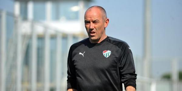 Bursaspor'un Fransız Teknik Direktörü Le Guen öncelikli hedefini açıkladı