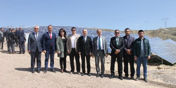 Çankırı Belediyesi'nden güneş enerjisi için 5.5 milyon TL'lik yatırım