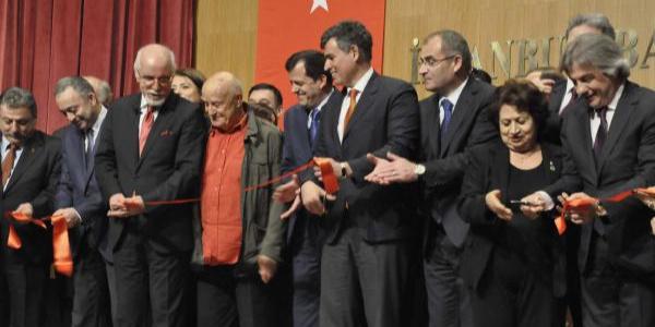 Ümit Kocasakal'dan Kadir Topbaş'a İstanbul'daki baro binası için teşekkür