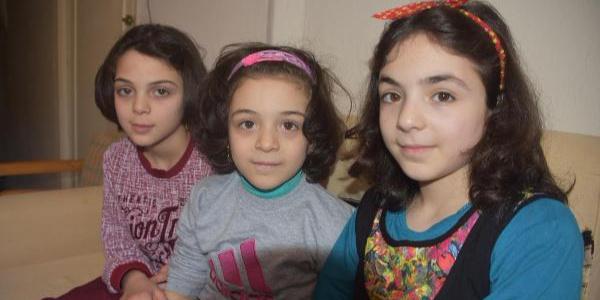 El Bab'da anne babalarını kaybeden 3 kız kardeş İzmir'de destek bekiyor