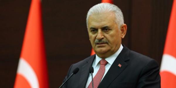 Başbakan Binali Yıldırım'dan Afganistan'da Türk birliğine ziyaret