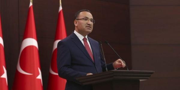 Bekir Bozdağ'dan  Kılıçdaroğlu'na şok sözler: Afrin zaferi ayarını  bozmuş