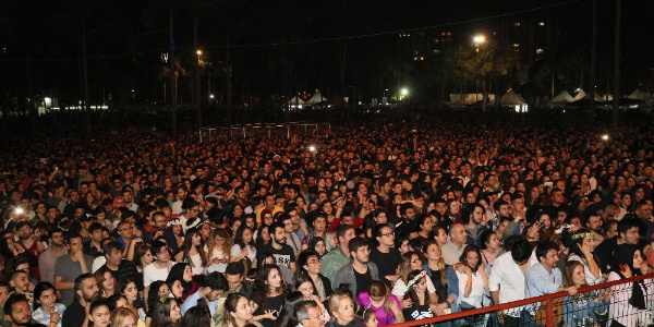 Adanalı sanatçılar Gitar Festivali'ne damga vurdu