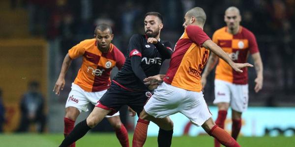 Gençlerbirliği'nden Galatasaray'a büyük darbe: 1-0