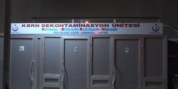 Tekirdağ'daki bir fabrikada 38 işçi hastaneye kaldırıldı