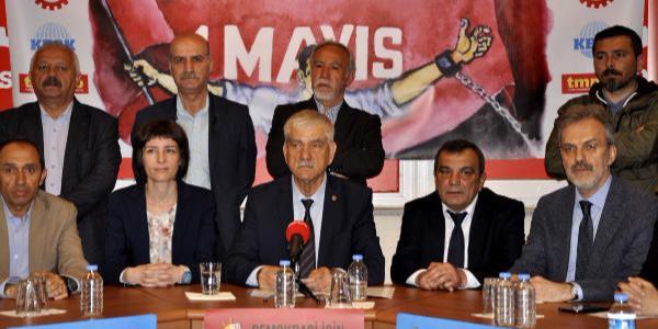 DİSK çalışanlara 1 Mayıs için Maltepe miting alanını adres gösterdi