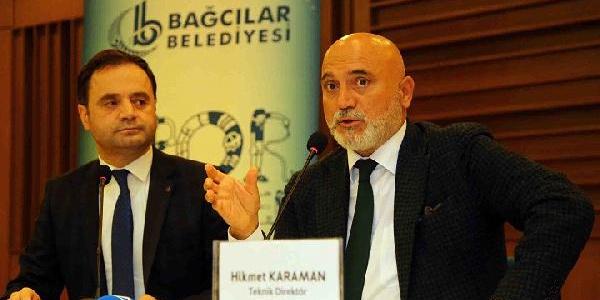 Hikmet Karaman'dan Cumhurbaşkanı için flaş sözler : Türk futbolunda devrim yaptı