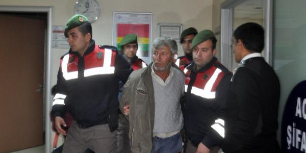 Karaman'da alkollü şahıs dehşeti: Eşini, kayınpederi ve oğlunu bıçakladı