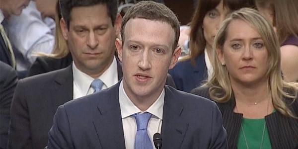 Facebook'un CEO'su Mark Zuckerberg'ten Adalet Komitesi'e itiraf gibi ifade