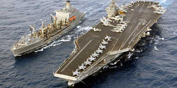 ABD'nin en büyük uçak gemisi Harry Truman Akdeniz yolunda