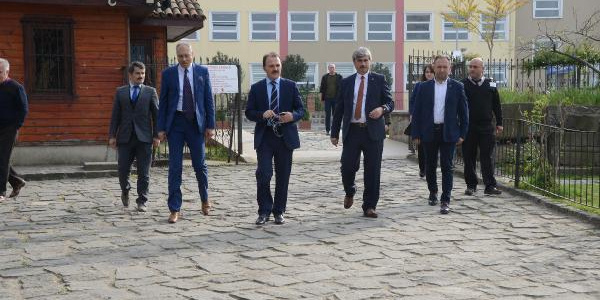 Vakıflar Genel Müdürü'den Ayasofya Camii için tavrını net tavır