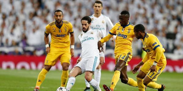 Juventus,  Real Madrid'i 90. dakikada elinden kaçırdı