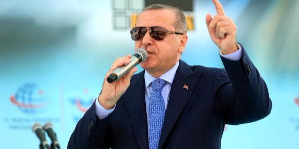 Erdoğan: Suriye'yi bilek güreşi sahasına çevirmelerinden rahatsızlık duyuyoruz