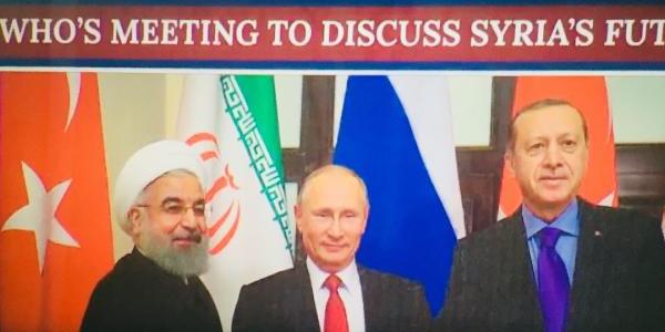 ABD Senatosu'nda yeni bakan Pompeo'ya Erdoğan, Putin ve Ruhani'li fotoğrafı sordular