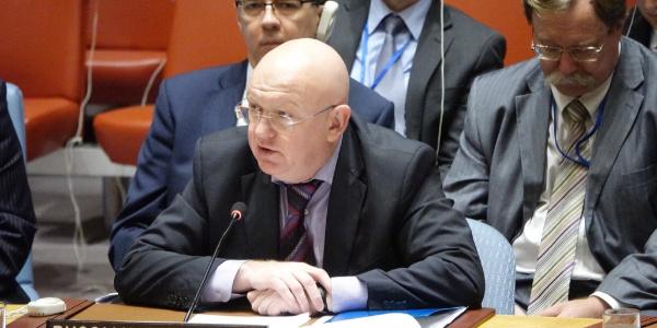 Rusya'dan Güvenlik Konseyi'ne olağanüstü toplantı çağrısı