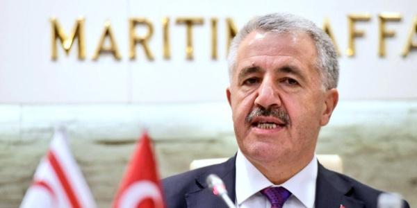 Türkiye,  KKTC Karayolları Master Planı için 396 milyon lira harcayacak