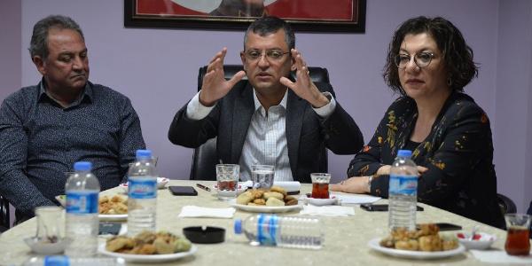 CHP'li Özgür Özel'e göre dövizdeki yükselişin nedeni OHAL