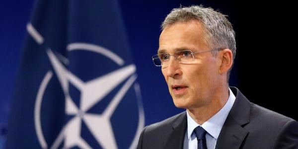 NATO Genel Sekreteri Jens Stoltenberg'den Suriye saldırısına destek geldi