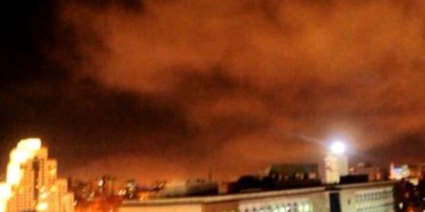 Suriye; ABD, İngiltere ve Fransa'ya karşı hava savunma sistemlerini aktif etti