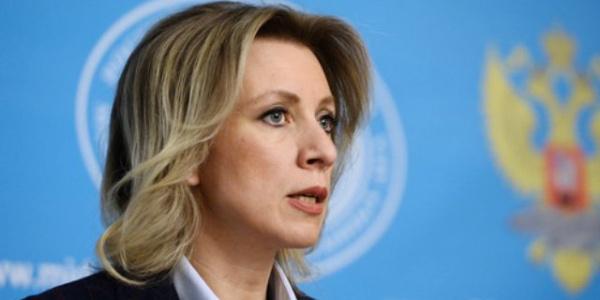 Rusya Dışişleri Bakanlığı Sözcüsü Zaharova, Suriye için çok üzgün