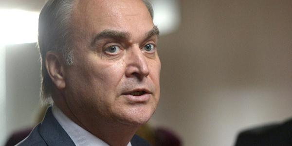 Rusya'nın ABD Büyükelçisi Antonov'dan ABD'ye kimyasal silah tepkisi