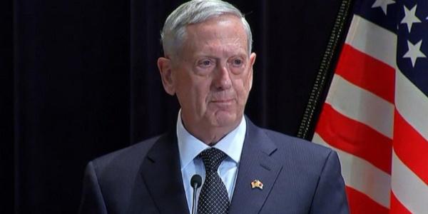 ABD Savunma Bakanı Mattis'ten flaş açıklama: Yeni operasyon yok
