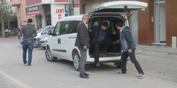 Bursa'da güvercin yüzünden çıkan kavgada baba öldü oğlu tedavi altında