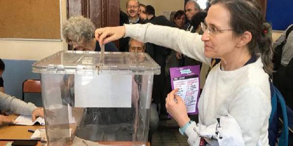 İstanbul Tabip Odası'ndaki seçimde 4 grup başkanlık için yarışıyor