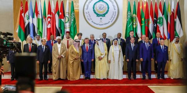 Arap Zirvesi Suudi Arabistan'ın Zahran kentinde toplandı