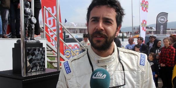 Otomobil Sporları'nda Şampiyonlar Şampiyonu Can Tolon oldu
