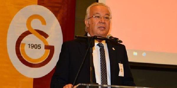 Eşref Hamamcıoğlu Galatasaray Divan Kurulu Başkanı oldu
