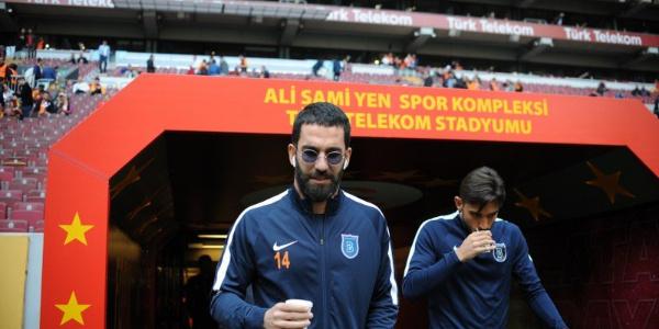 Galatasaray maçı sonrası Arda Turan'dan flaş sözler: Bizde bazı şeyler mezara gider