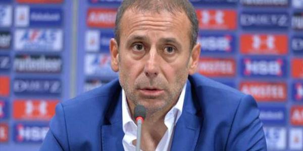 Galatasaray maçı sonrası Abdullah Avcı'dan açıklama: Sadece maç kaybettik, şampiyonluğu değil
