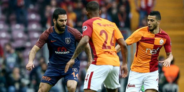 Galatasaray Türk Telekom Arena'da liderliği devraldı: 2-0