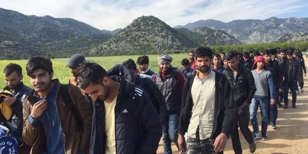 Afganistan'dan Türkiye'ye  40 yıl sonra 2. büyük göç dalgası