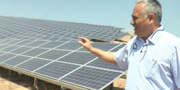 Manisa'nın Gölmarmara ilçesi kendi elektriğini kendi üretiyor