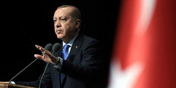 Cumhurbaşkanı Erdoğan İslam adına katliamdan batıyı sorumlu tuttu