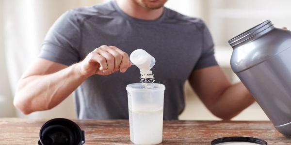 Dikkat! protein tozları ile hayatınız kararabilir