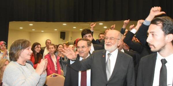 Saadet Partisi lideri Temel Karamollaoğlu: Aldanmışım diyerek kurtulamazsınız