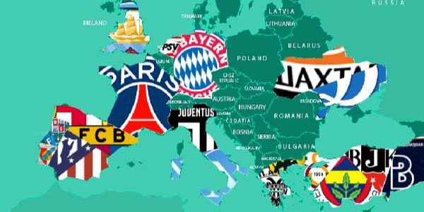 Avrupa liglerinde  Spor Toto Süper Lig farkı