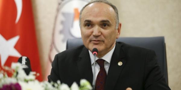 Bakan Faruk Özlü, Bahçeli'nin erken seçim sözleri için adres gösterdi