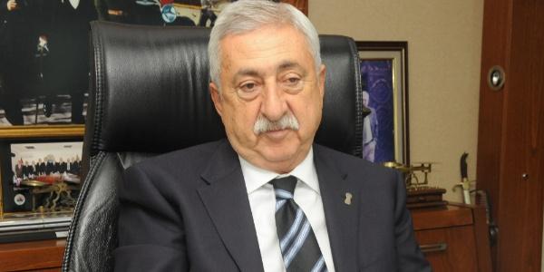 TESK Başkanı Bendevi Palandöken zincir market ve AVM sayısını açıkladı