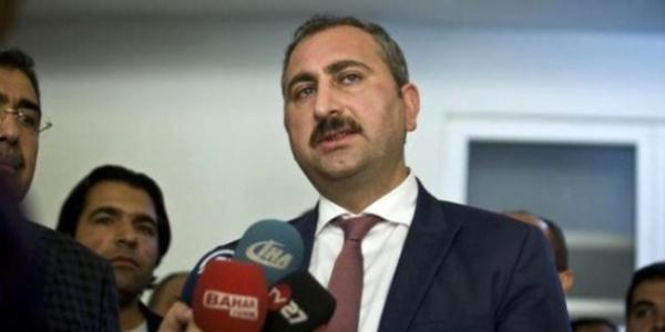Bakan Abdulhamit Gül'den mitinge izin vermeyen ülkelerle ilgili açıklama
