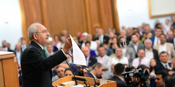 Kemal Kılıçdaroğlu'ndan tüm partilere açık çağrı: Her türlü özveriye hazırım