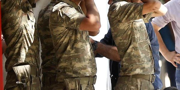 19 ilde FETÖ/PDY'den 41 TSK personeli hakkında gözaltı kararı