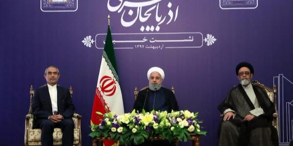 Ruhani'den ABD ve Fransa'ya nükleer tehdit: Kaldığı yerden devam ederiz