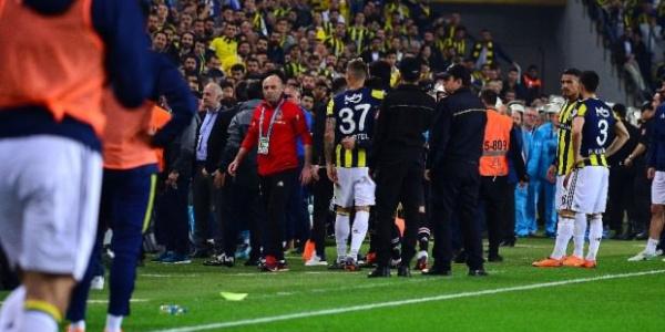 Fenerbahçe - Beşiktaş derbisi ile ilgili verilen kararın ayrıntıları